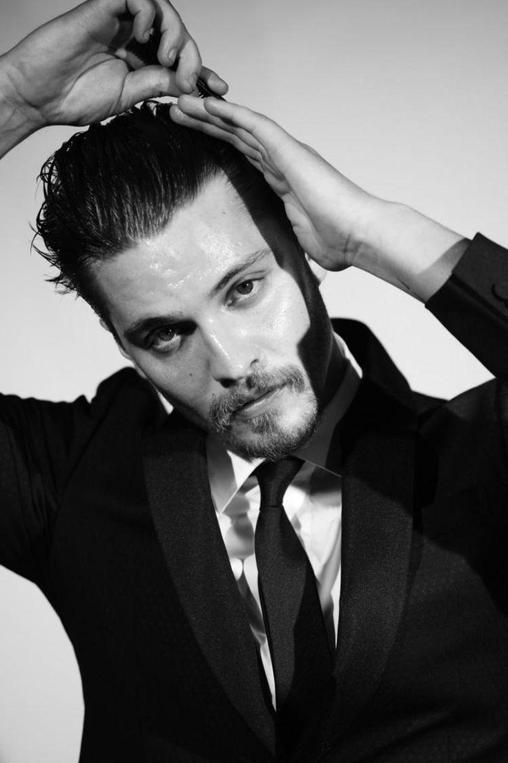 """Luke Grimes Photographed by Mason Poole /Article about #LukeGrimes for the magazine """"flaunt"""". #ElliotGrey #FSOG"""