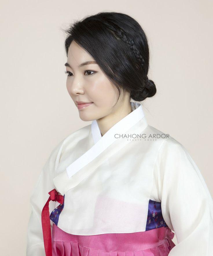 차홍아르더 : 설날 셀프 댕기머리 스타일링 (Chahong Ardor : Korean Tradition Hair Self Styling)