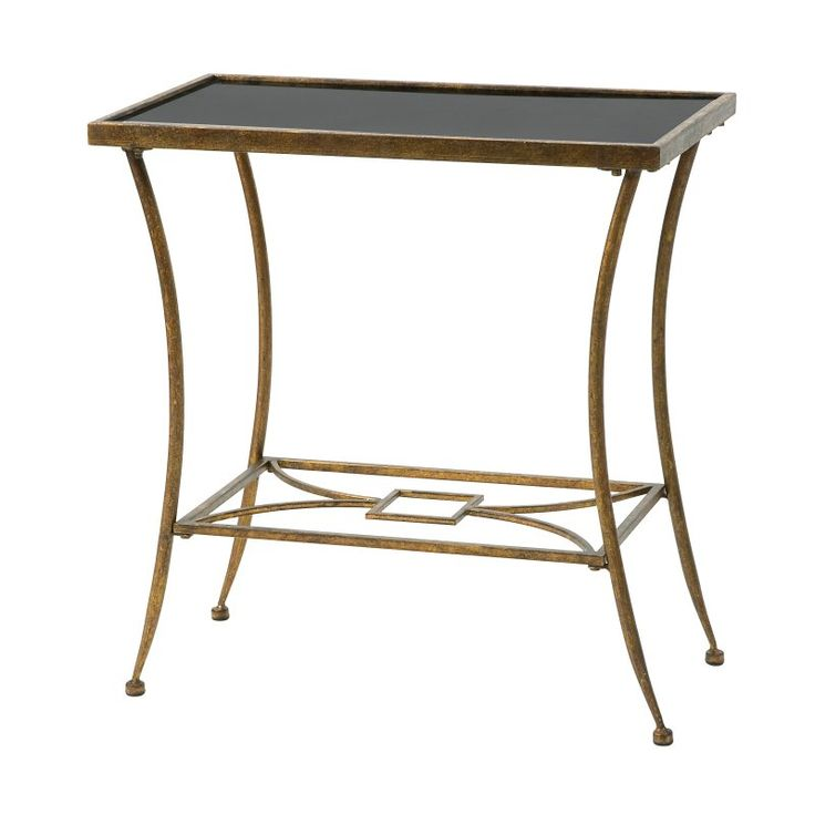 Imax Clayton Marble Top Side Table   74140. Marble Top End TablesGranite ...