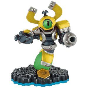 Skylanders Swap Force - Nitro Magna Charge (Swappable-Speed) [Tech] Character