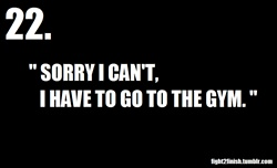 love this...some people just don't understand....I'm addicted to endorphins...I will admit it.