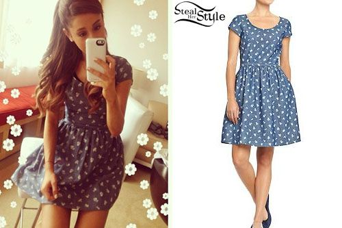 photo posted by Ariana Grande to Instagram - Style Steal ...