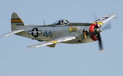 aircraft airplanes fighter world war ii warbird p47 thunderbolt 1280x800 wallpaper_www.vehiclehi.com_40.jpg (420×262)