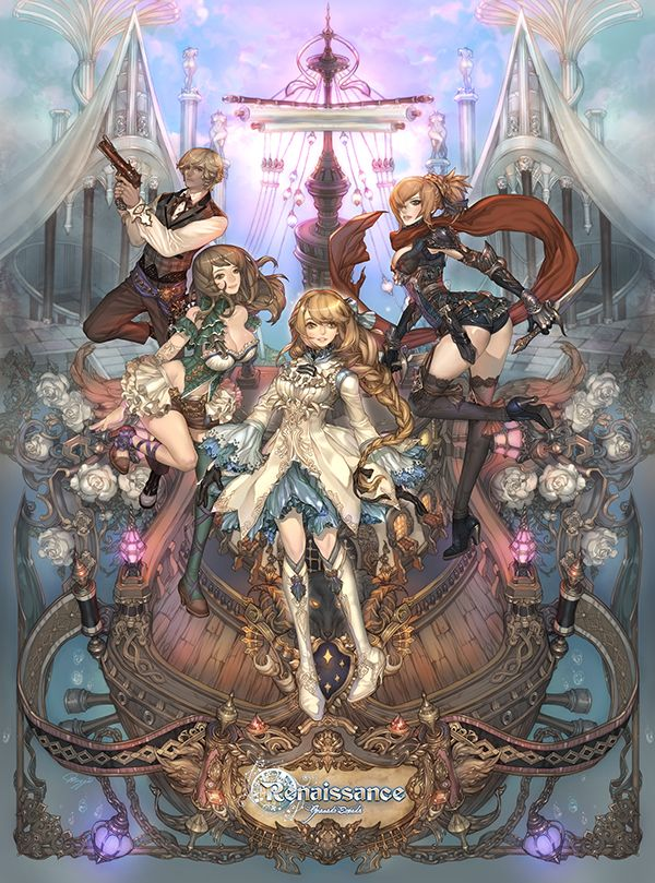 Let's listen directly from our developer Art Director MAGGI - Tree of Savior Fan Base