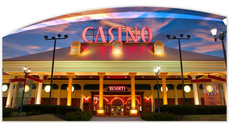 Resorts Casino and Hotel, Tunica MS
