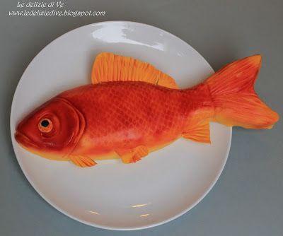 Le Delizie di Ve: RED FISH CAKE