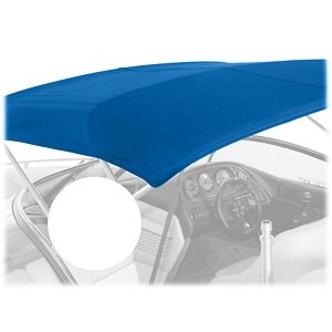 Hurricane Sunbrella Bimini Top Package - Model 4893ABL-X