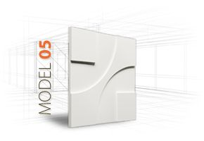 LOFT 3D-paneeli, malli 05 www.dekotuote.fi