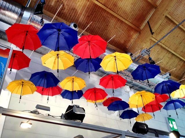 Outdoor 2012, Friedrichshafen (GER) - the best umbrellas in the world.