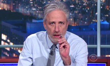 Jon Stewart Tells The Media How To Break Up With 'A**hole' Donald Trump   The Huffington Post