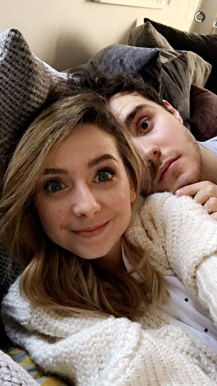 It's a Zalfie selfie!!!