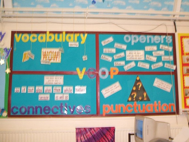 VCOP display