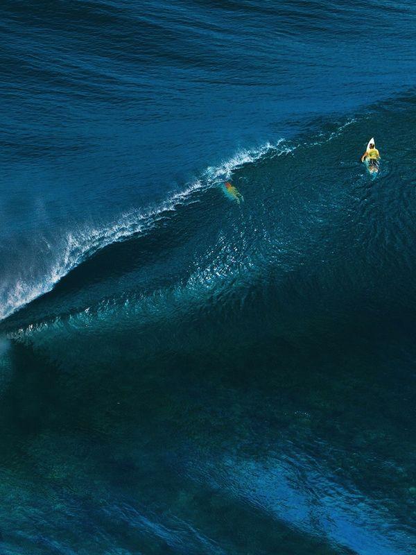 Perfect Wave, Fiji #HydrationInspiration, #WhatsYourAmazing, and #SallyHershbergerHair