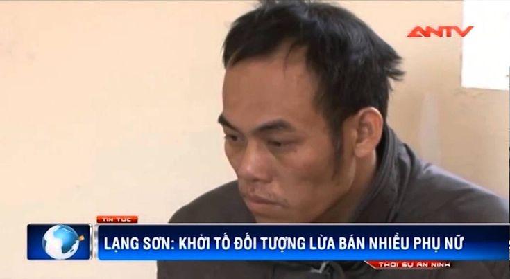 """Kẻ buôn người bị """"xổng"""" ở Trung Quốc, về ngồi tù ở Việt Nam"""