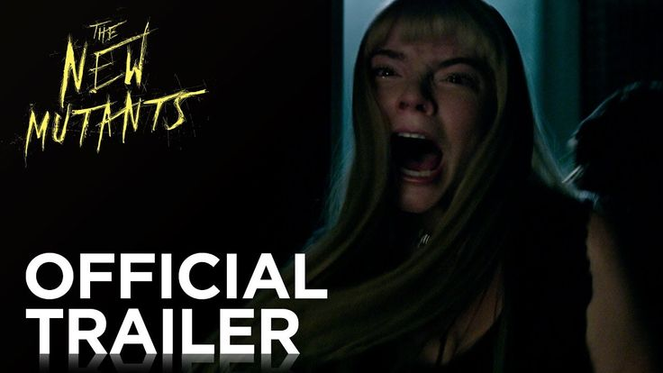 The New Mutants   Official Trailer [HD]   20th Century FOX - WOW.... Wonder if this is Bill Sienkiewicz approved?  Totally fabulous!