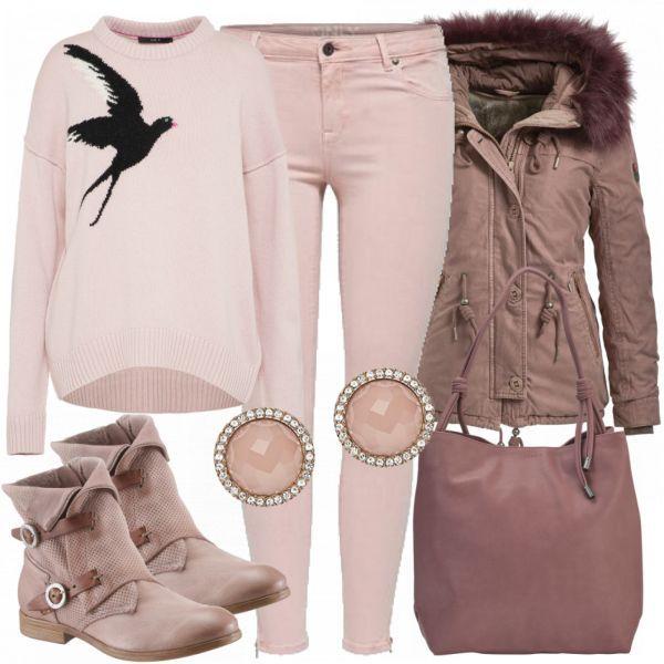 c68e65fbca9a19 luzi Damen Outfit - Komplettes Winter-Outfit günstig kaufen |  FrauenOutfits.de