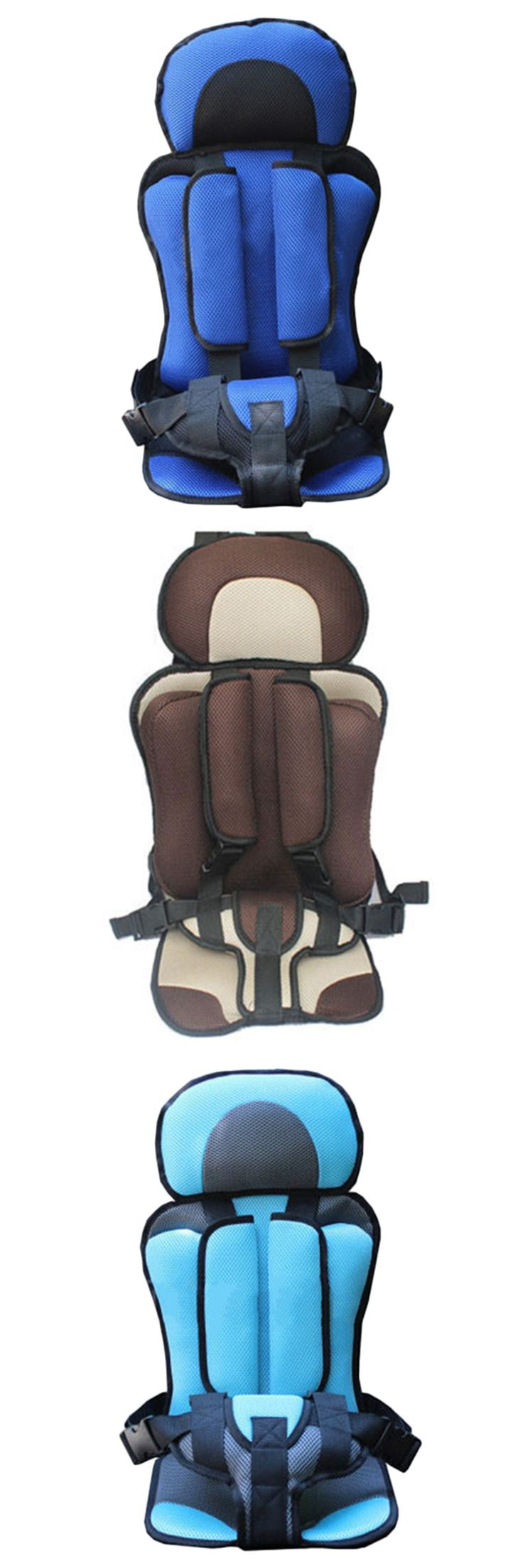 Good quality portable Baby Car Seats Child Car Safety for Baby of 10-40KG Children's car seat cushion 5 colors chlid car seat
