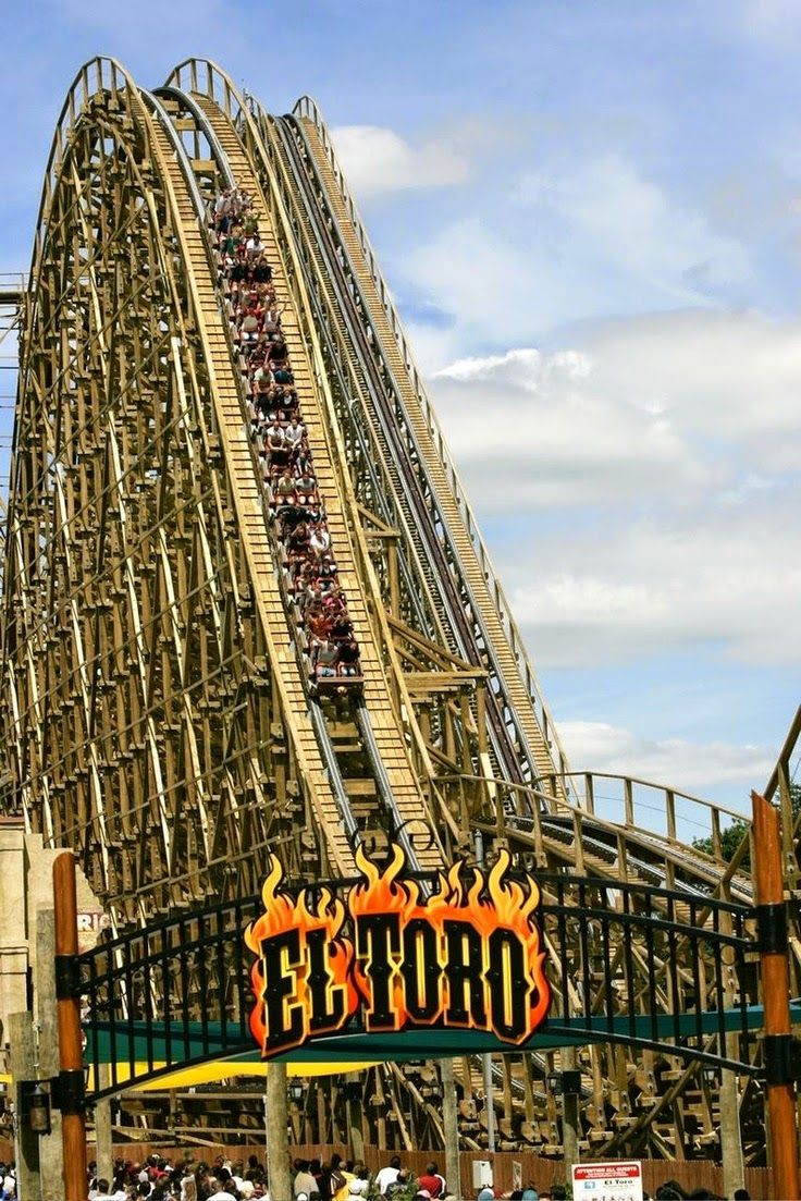 10 Amazing Scariest Rollercoasters In The World Six Flags Great Adventure Roller Coaster Best Amusement Parks