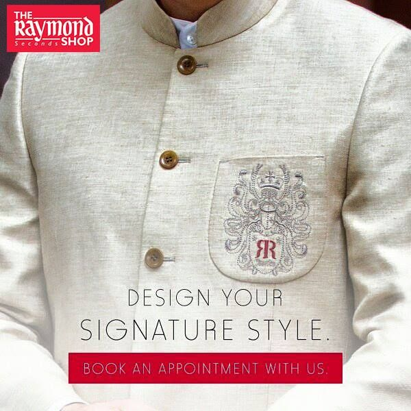 Build your personalized wardrobe, full of bespoke wears !  Drop by us TODAY at The Raymond Seconds Shop - Paldi for all your custom tailoring requirement :)   #Bespoke ##Wardrobe #Closet #Ahmedabad #Signature #Style #Fashion #Royal #Attire #MensWear #Gentlemen #Raymond #CustomTailoring #TailoringDepartment