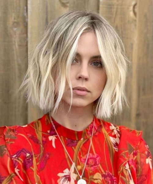 26 Of the Celebrity Hairstyles Who Look Chic and Incredible With Bob Haircuts for 2020