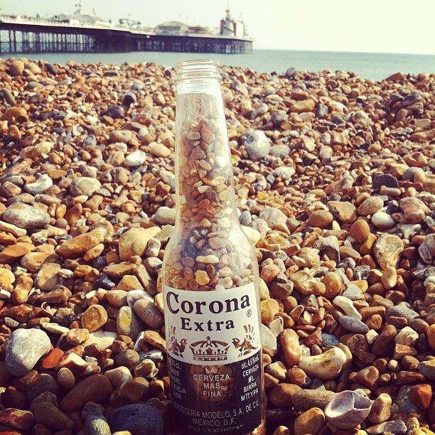 corona on da beach... summer?