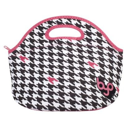 Built NY BYO Rambler Lunch Bag - Houndstooth