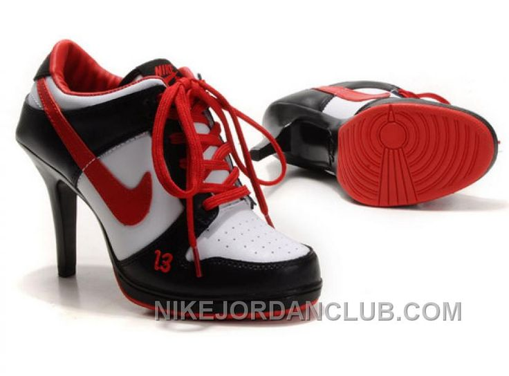http://www.nikejordanclub.com/womens-nike-dunk-high-heels-low-shoes-white-black-red-for-sale-454216.html WOMEN'S NIKE DUNK HIGH HEELS LOW SHOES WHITE/BLACK/RED FOR SALE 454216 Only $105.07 , Free Shipping!