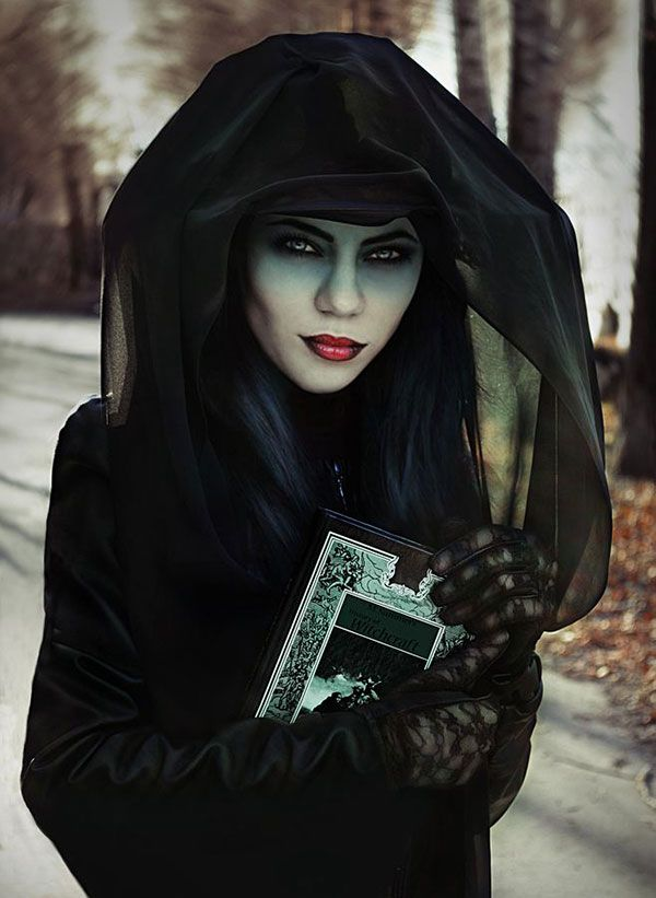 Halloween 2014: top 25 mind blowing and scary makeup ideas for women: