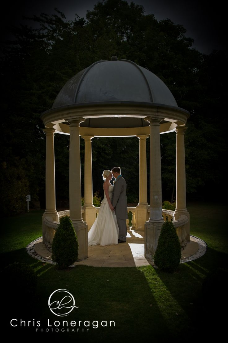 budget wedding photography west midlands%0A Night time in the pavillion  Sam and Paul u    s  wedding at Ringwood Hall  Hotel