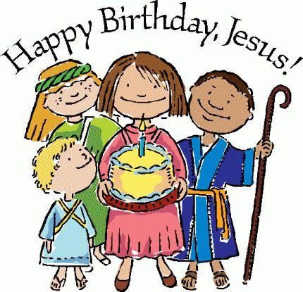 Happy Birthday, Jesus Birthday Day Party