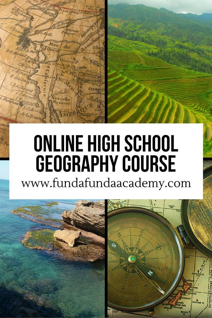 High School World Geography 16 best FundaFunda