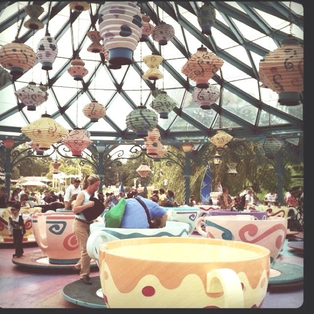 Visiting Disneyland Paris