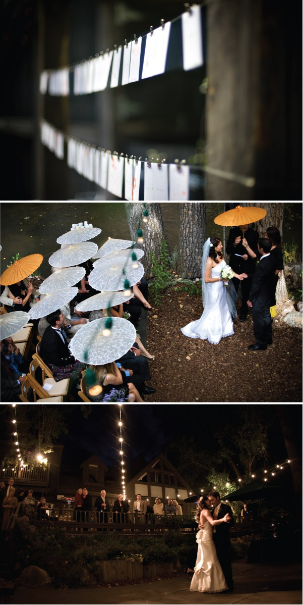 My own wedding on Style Me Pretty with Recherche Photography and Calluna Events