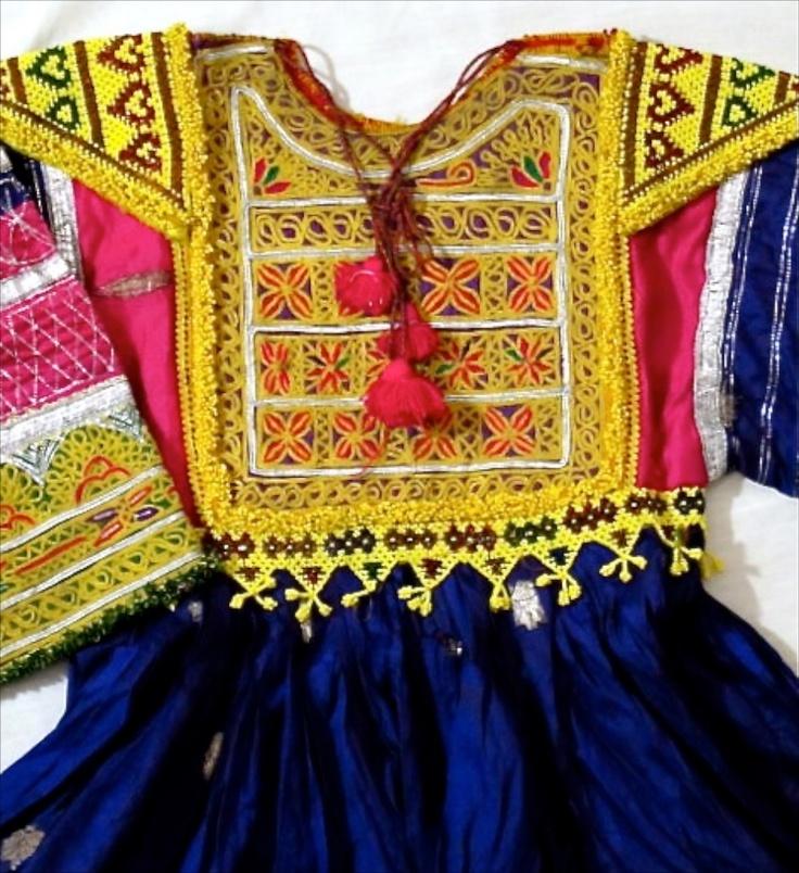 Indian Tribal Dress