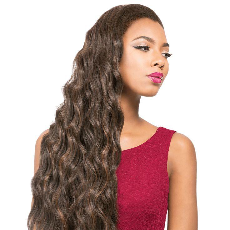 Sensationnel Instant Weave Synthetic Half Wig - Arden