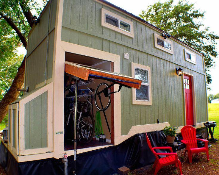 3900 best portable tiny homes images on pinterest - Maison portable ...
