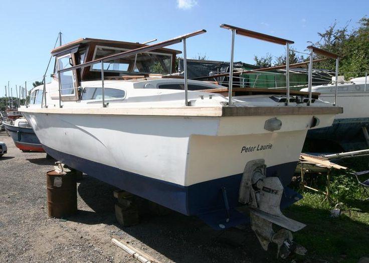 Senior 32 for sale UK, Senior boats for sale, Senior used boat sales, Senior Motor Boats For Sale SENIOR SHEERLINE 32 AFT CABIN - Apollo Duck