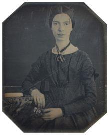 15 mai 1886 : décès d'Emily Dickinson, poétesse américaine (° 10 décembre 1830).