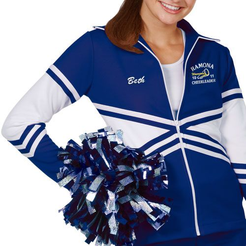 Chassé supplied the Secret Diary of an American Cheerleader cast with great new warm up outfits and accessories!