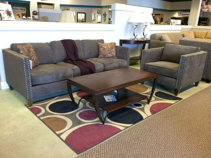 Here Is Another Great Looking Sofa From Rowe Furniture On Our Showroom  Floor. We Love