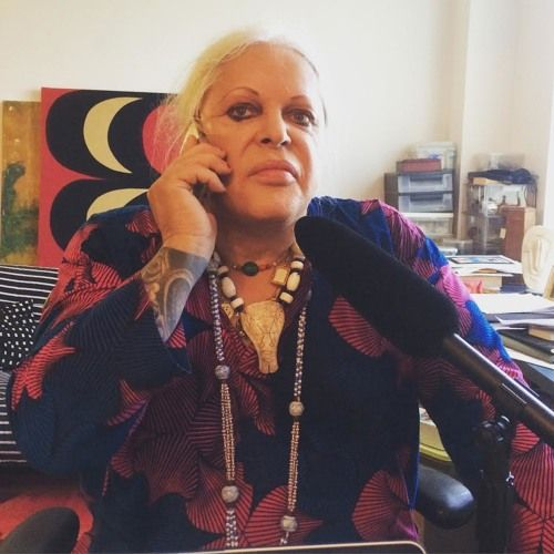"""A podcast discussion with Genesis P-Orridge & Laura Jane Grace : """"Transsexuals are the stormtroopers of the future."""""""
