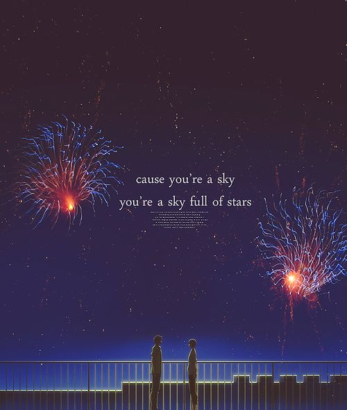 coldplay quotes sky full of stars - Buscar con Google  Quotes  Pinterest  ...