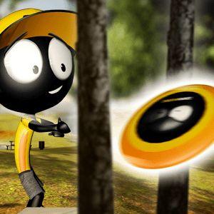 Stickman Disc Golf Battle 1.0.1 Apk