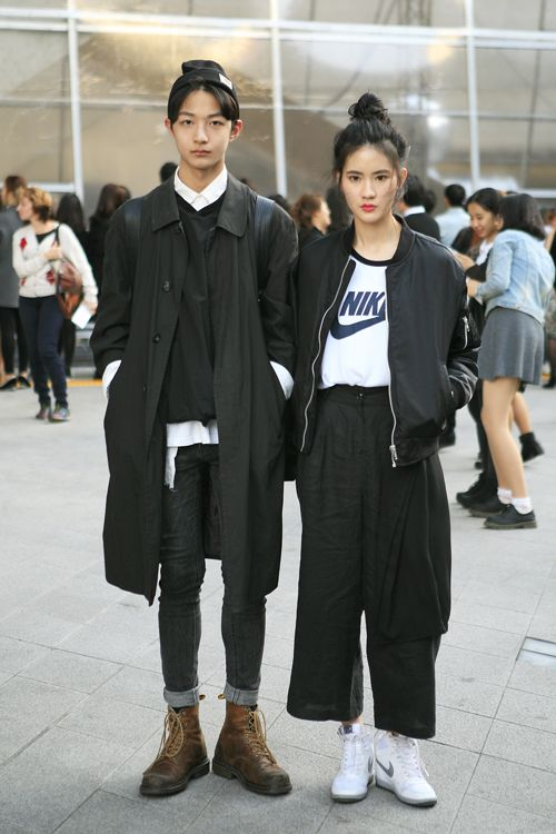 Photography by 최실장 seoul fashion week 2015 s/s day 1