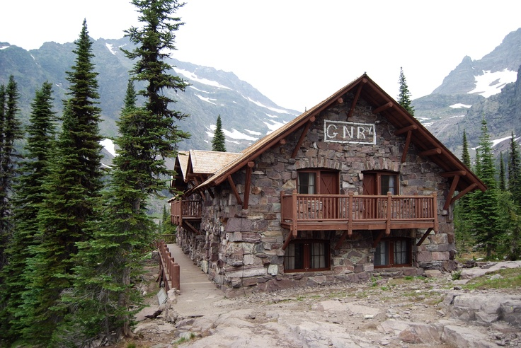 For a once-in-a-lifetime experience, consider a stay at Sperry Chalet--located in Glacier National Park's backcountry.