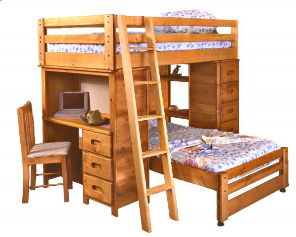 Trendwood Loft Bed Would Be Good For A Small Bedroom