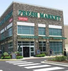 Fresh Market is a great grocery store for specialty items.