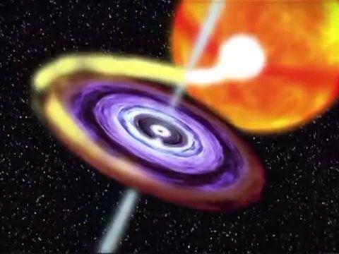 Czarne dziury są jednymi z najbardziej niezwykłych i jednocześnie najbardziej tajemniczych obiektów w przestrzeni kosmicznej. Ostatnio naukowcy znaleźli dowód na to, że dwa z tych obiektów mogą łączyć...