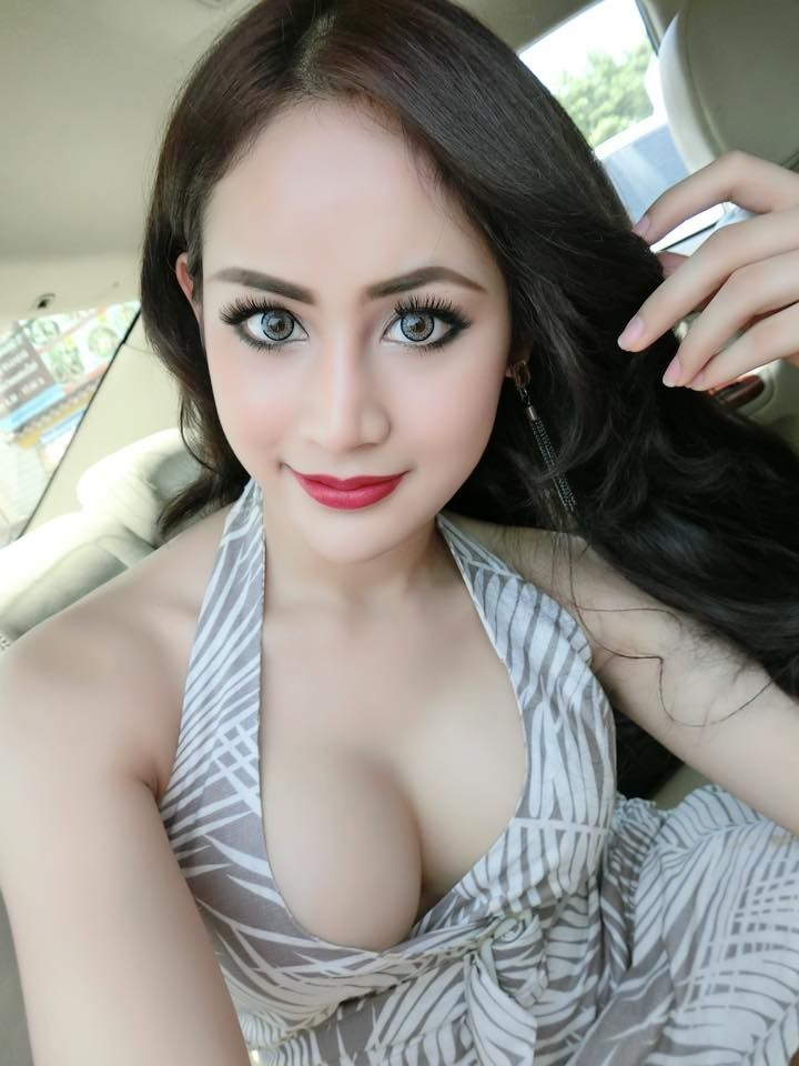 Pretty thai lady