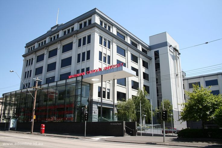 Australian Catholic University, Melbourne Campus